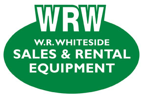 WR Whiteside Sales & Rental Equipment Logo